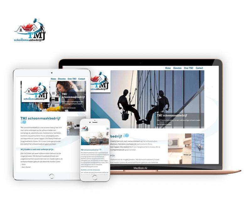 TMJ Schoonmaakbedrijf | Webdesigner Alkmaar | Project Direct | Webdesign Alkmaar | Website bouwen Alkmaar | Wordpress Alkmaar | Grafische vormgever Alkmaar | SEO Alkmaar | Hosting | Wordpress training Alkmaar | Logo design Alkmaar | SSL Certificaten | Website onderhoud Alkmaar | Timo van Tilburg